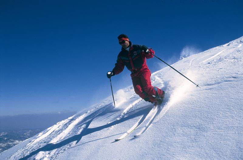 Σκι στο Εθνικό Χιονοδρομικό Κέντρο Βασιλίτσας