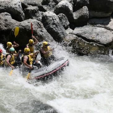 Rafting – Canoe & Kayak