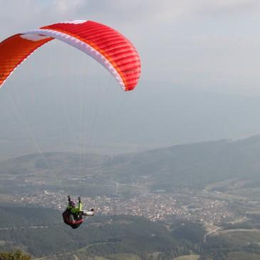 εναέριος αθλητισμός στη Βουνάσα