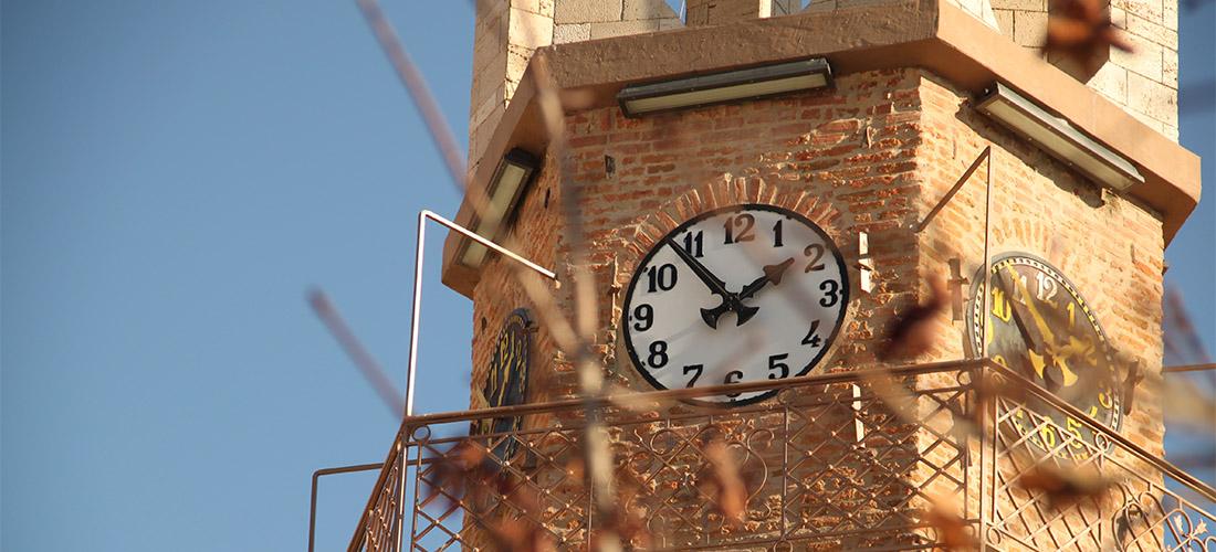 Ρολόι Γρεβενών - Διαδρομές