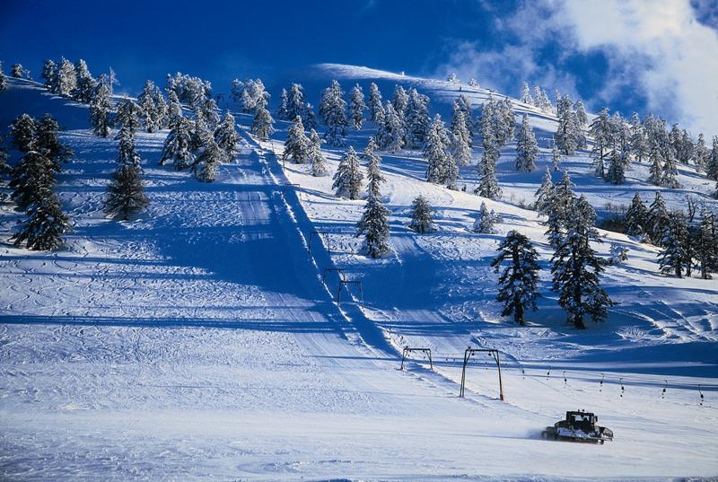 σκι-snowboard στη Βασιλίτσα