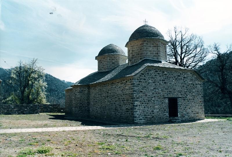 Μονή Αγίου Νικολάου στο Περιβόλι Γρεβενών