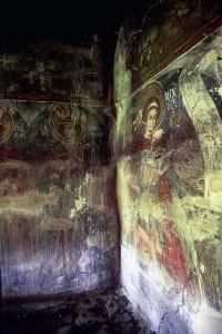 Τοιχογραφία στη Μονή της Θεοτόκου (Τορνικίου)