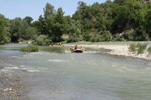 Ράφτινγκ στον Βενέτικο ποταμό