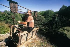 Αλιάκμονας - μεταφορά στην απέναντι όχθη