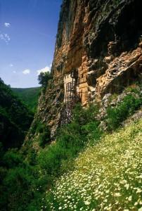 Ασκηταριό Αγίου Νικάνορα στην Ιερά Μονή Ζάβορδας