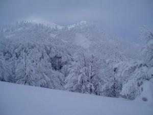 Χιονισμένο τοπίο - Βασιλίτσα